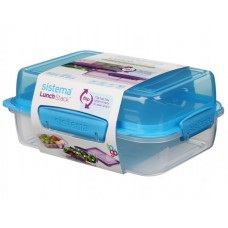 1.8L Lunch Stack Rectangle TO GO (4 colours)