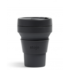 STOJO POCKET 12oz Carbon