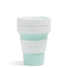 STOJO POCKET 12oz Mint