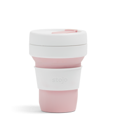 STOJO POCKET 12oz Rose